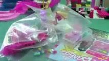 Mega Bloks Fab <b>Fashion</b> Barbie Build n <b>Style</b> Barbie Doll - video ...
