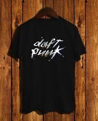 daft punk <b>logo</b> discovery Classic T-shirt 100% <b>cotton S</b> - <b>3XL</b>   eBay