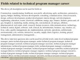 it senior technical project manager resume   it senior technical    top  technical program manager interview questions and answers