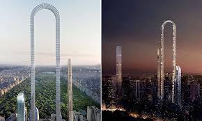 The incredible <b>U</b>-<b>shaped</b> New York skyscraper is unveiled | Daily ...