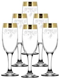 ГУСЬ-ХРУСТАЛЬНЫЙ <b>Набор бокалов для шампанского</b> ...