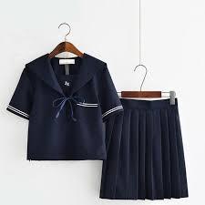 Jk Japanese <b>Sailor Suit School</b> Uniforms <b>Fashion School</b> Class ...