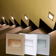 aliexpresscom buy nightlight 86 wall lamp embedded footlights corner lights 86 box wall lamp aisle stairs baseboard lighting from reliable light mood baseboard lighting