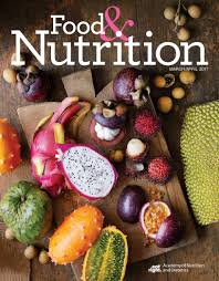 food nutrition magazine view the current issue