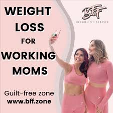 Weight loss for working moms podcast