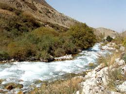 Ysyk-Ata River
