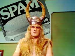 Image result for monty python spam song