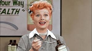 i love lucy photo courtesy of cbs