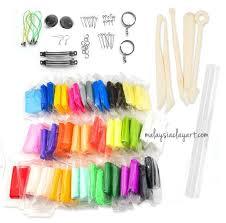 SET A - DIY <b>High Quality Polymer Clay</b>... - Malaysia Clay Art ...