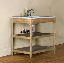 washstand bathroom pine: reproduction washstand washstand traditional bathroom vanities weathered oak single washstand