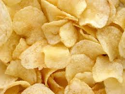 route potato chips chips