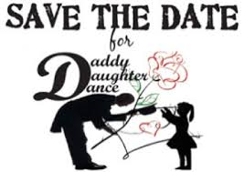 Image result for father and daughter dance clipart