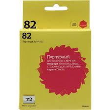 <b>Картридж T2 ic</b>-<b>h4912</b> Пурпурный (Magenta) — купить, цена и ...