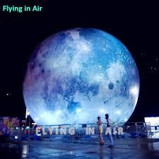 2019 3m/6m <b>Inflatable Moon Giant</b> Moon <b>Balloon</b> LED <b>Inflatable</b> ...