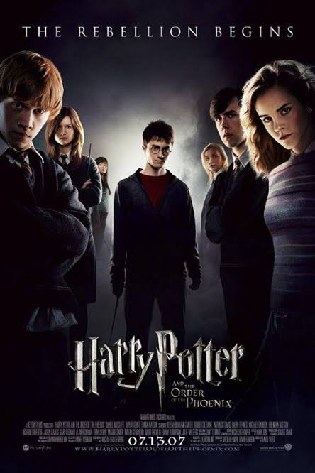 Download Harry Potter and the Order of the Phoenix (2007) Full Movie In Hindi-English (Dual Audio) Bluray 480p [300MB] | 720p [1GB]