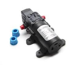 <b>DC</b> 12V <b>80W</b> 0142 Motor High Pressure Diaphragm Water Self ...