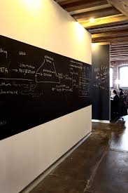 three ways to use chalkboard paint in your office turnstone just gotta have chalkboard paint office