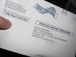 northern colorado gazette newspaper page  democrat volunteer accused of voter fraud