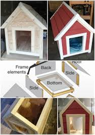 Brilliant DIY Dog Houses With Free Plans For Your Furry    Simple Elegance   Brilliant DIY Dog Houses With Free Plans For Your Furry Companion