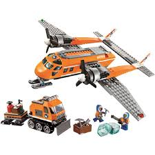 New <b>Arctic Supply</b> Plane Compatible with Lego Model Building ...