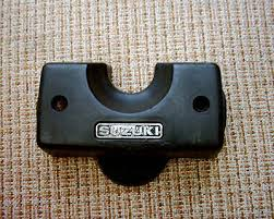 SUZUKI GS125 <b>HANDLEBAR CLAMP COVER</b> | eBay