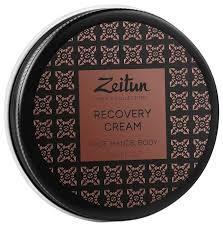 Крем для <b>тела</b> Zeitun для мужчин восстанавливающий с <b>маслом</b> ...