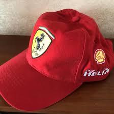 <b>Бейсболка</b> Ferrari кепка Official Product красная – купить в Москве ...