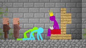 Villagers - Animation vs. Minecraft Shorts Ep. 9 - YouTube