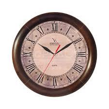 <b>Часы настенные Вега Римская</b> Классика деревянные Д1МД/6-139