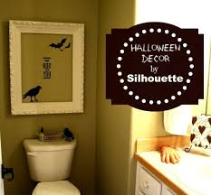 niches latini bathroom ajpg d a: silhouette cameo halloween projects would be a great idea for downstairs bathroom refresh project