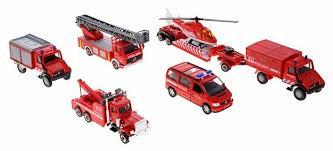 Набор машин <b>Welly</b> Пожарная служба (<b>99610</b>-6B) — купить по ...