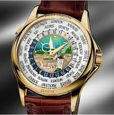 Highlights from the Auctions - Patek Philippe 1923 Officer at ...
