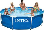 <b>Бассейн Intex</b> 28200 <b>Metal Frame</b> 305х76см — купить в интернет ...