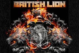 Steve Harris' <b>British Lion</b> Announce New Album, 'The Burning'