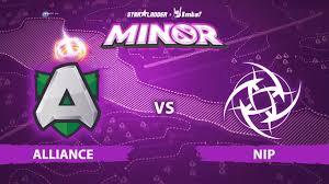 ALLIANCE vs NIP | <b>Game 5</b> Bo 5 Grand Final | StarLadder ImbaTV ...