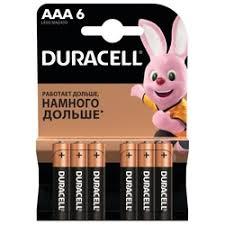 «<b>Набор алкалиновых батареек Duracell</b>, тип С, 2 шт ...