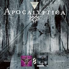 APOCALYPTICA | <b>Original vinyl</b> classics: Worlds collide / 7th symp ...
