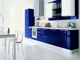 blue kitchen set ideas