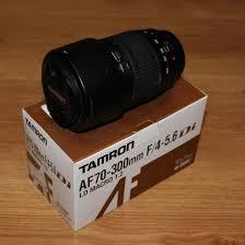 <b>Объектив Tamron Canon AF</b> 70-300 F/4-5.6 Di LD – купить в ...