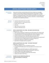 resume samples for receptionist description resume receptionist resume samples for receptionist resume receptionist printable receptionist resume picture