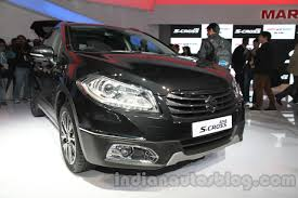 new car launches in early 2015Maruti Suzuki to launch SX4 SCross in early 2015
