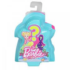 Игрушка <b>Barbie</b>® Маленькая <b>русалочка</b>-<b>загадка</b> Mattel GHR66 ...