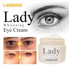 <b>LANBENA Whitening Eye</b> Cream Eye Serum Dark Circle Anti Aging ...