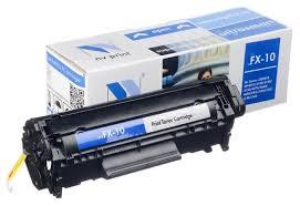 <b>Картридж NV Print</b> FX-10 для Canon, совместимый — купить по ...