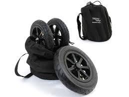Комплект <b>надувных колес Valco Baby</b> Sport Pack для Snap / Black ...