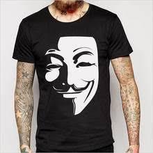 Выгодная цена на Anonymous Tshirt — суперскидки на ...