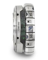 17 best images about watches for men the internet futuristic watch from seiko it is probably going to be near impossible to tell time