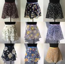 <b>Ballet Dance Skirt</b> 2019 New Style Adult Children Chiffon Flower ...