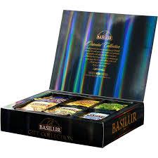 <b>Чай</b> подарочный <b>Basilur</b> Восточная коллекция <b>Ассорти</b> 70932-00