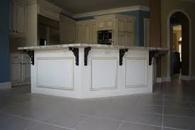 breakfast bar granite countertop ideas countertops overhang iron granite breakfast countertops overhang iron